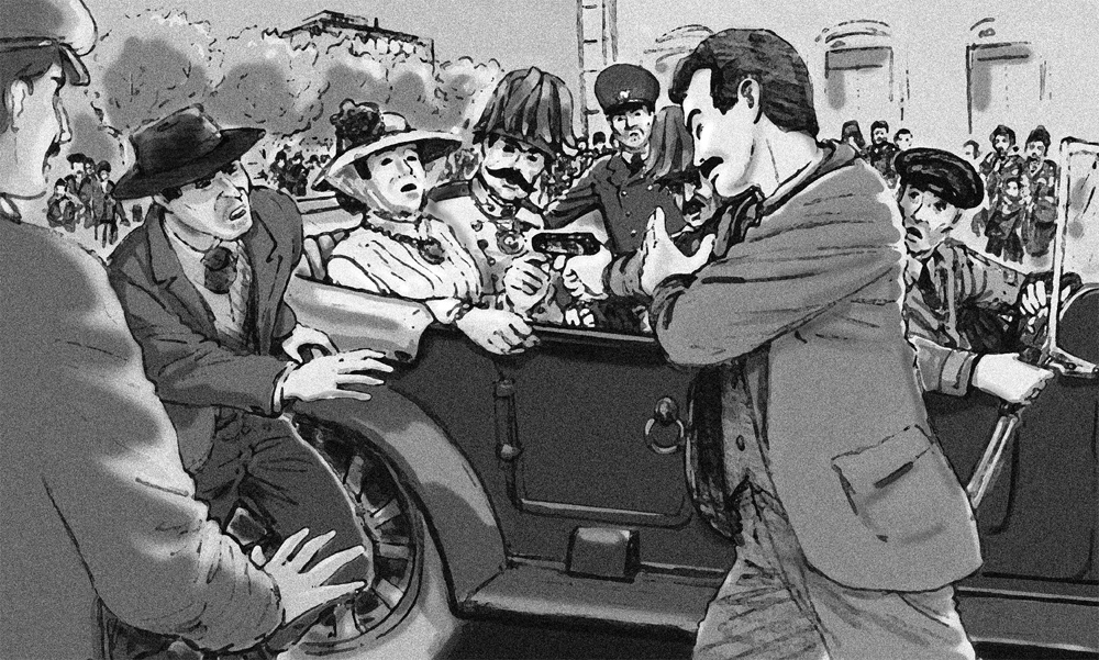 an introduction to the history of the assassination of arhduke ferdinand We put forth some interesting facts about the assassination of archduke franz ferdinand this was the most high-profile assassination of the 19th century, for it triggered the worst conflict the world had ever experienced until then, world war i.